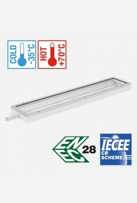 SAULA LED LN až do 128W