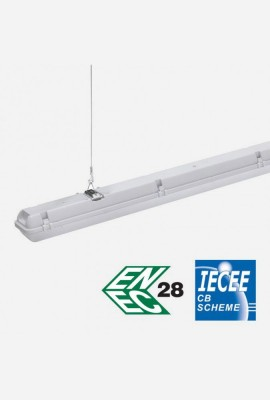 ELUMA LOW BAY 4ft LED ZL až do 65W