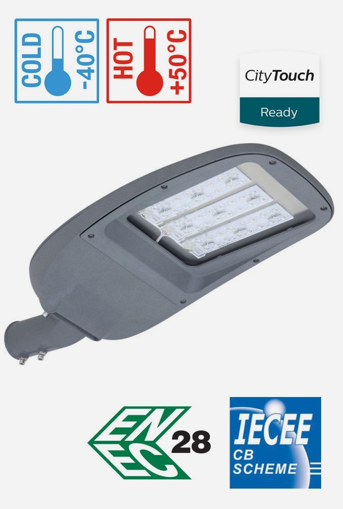 RADIUS LED ST až do 150W